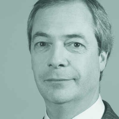 Nigel Paul Farage
